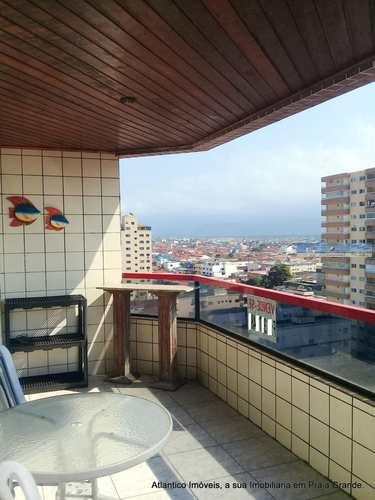 Apartamento, código 3290 em Praia Grande, bairro Tupi