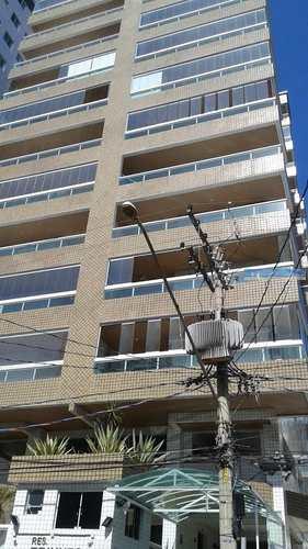 Apartamento, código 3297 em Praia Grande, bairro Ocian