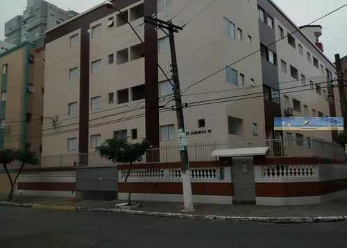 Apartamento, código 3302 em Praia Grande, bairro Tupi