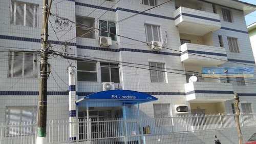 Apartamento, código 3306 em Praia Grande, bairro Tupi