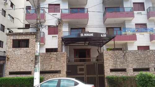 Apartamento, código 3328 em Praia Grande, bairro Tupi