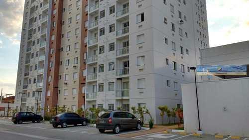 Apartamento, código 3332 em Praia Grande, bairro Ocian