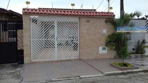 Casa, código 3343 em Praia Grande, bairro Guilhermina