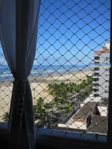 Apartamento, código 3373 em Praia Grande, bairro Mirim