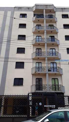 Apartamento, código 3444 em Praia Grande, bairro Caiçara