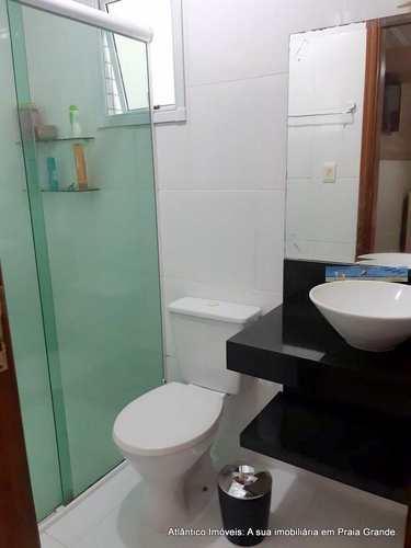 Apartamento, código 3447 em Praia Grande, bairro Tupi