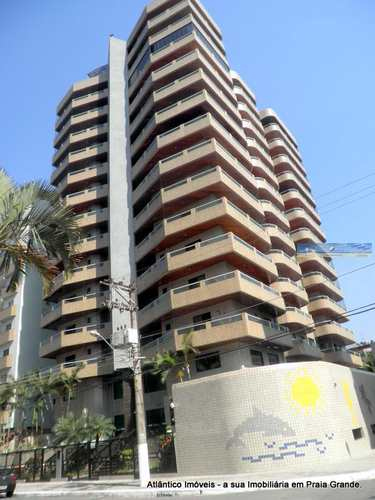 Apartamento, código 3520 em Praia Grande, bairro Tupi