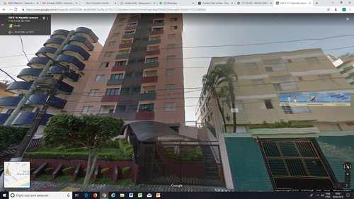 Apartamento, código 3624 em Praia Grande, bairro Tupi