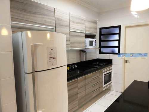 Apartamento, código 3626 em Praia Grande, bairro Boqueirão