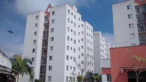 Apartamento, código 1014 em Mogi das Cruzes, bairro Socorro