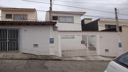 Sobrado, código 988 em Mogi das Cruzes, bairro Centro