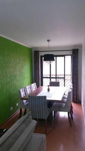 Apartamento, código 986 em Mogi das Cruzes, bairro Parque Santana