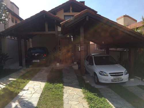 Casa de Condomínio, código 1190 em Mogi das Cruzes, bairro Alto Ipiranga