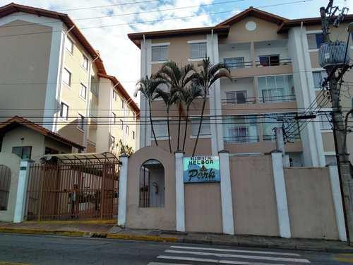 Apartamento, código 1219 em Mogi das Cruzes, bairro Alto Ipiranga