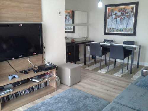 Apartamento, código 1227 em Mogi das Cruzes, bairro Loteamento Mogilar