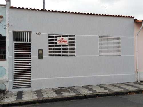 Casa, código 1255 em Mogi das Cruzes, bairro Vila Mogilar