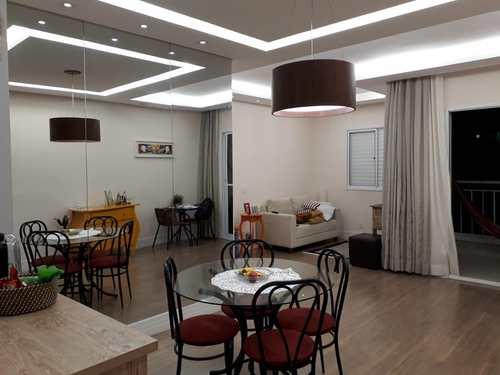 Apartamento, código 1258 em Mogi das Cruzes, bairro Parque Santana