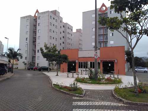 Apartamento, código 1264 em Mogi das Cruzes, bairro Socorro