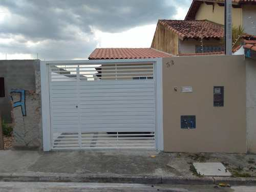 Casa, código 1288 em Mogi das Cruzes, bairro Vila Caputera