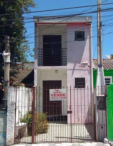 Sobrado, código 1302 em Mogi das Cruzes, bairro Jardim Veneza