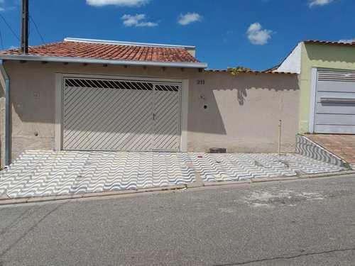 Casa, código 1314 em Mogi das Cruzes, bairro Vila Paulista