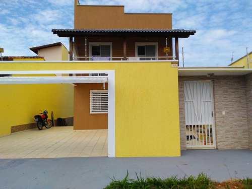 Sobrado, código 1332 em Mogi das Cruzes, bairro Vila Rei