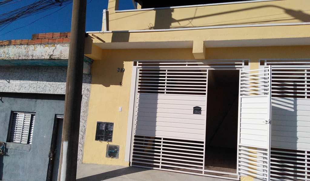 Sobrado em Mogi das Cruzes, bairro Vila Rei