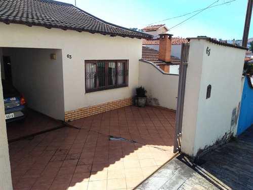 Casa, código 1355 em Mogi das Cruzes, bairro Vila Oliveira