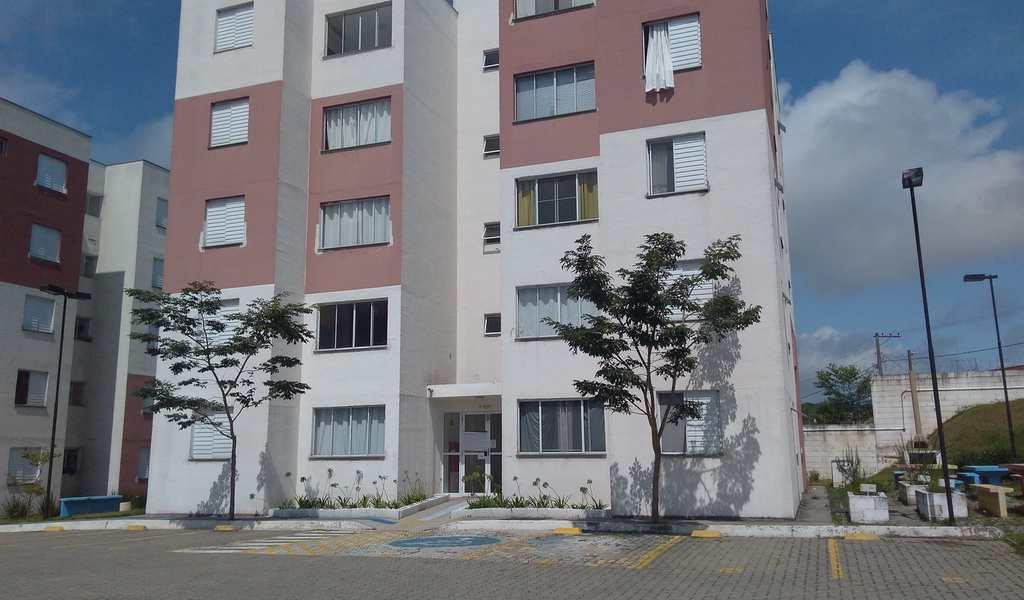 Apartamento em Mogi das Cruzes, bairro Jardim Nathalie