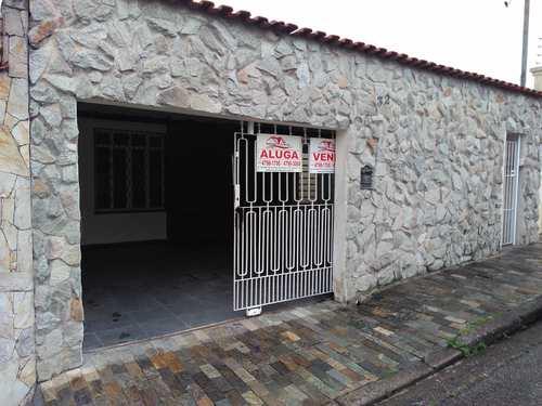 Casa, código 1376 em Mogi das Cruzes, bairro Mogi Moderno