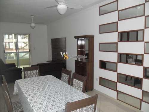 Apartamento, código 615 em Praia Grande, bairro Aviação