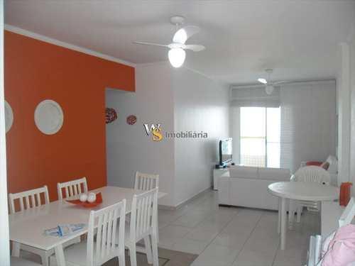 Apartamento, código 594 em Praia Grande, bairro Tupi