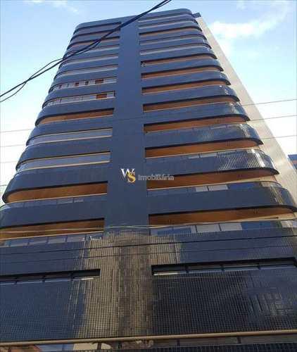 Apartamento, código 610 em Praia Grande, bairro Aviação