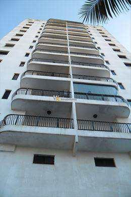 Apartamento, código 366 em Praia Grande, bairro Tupi