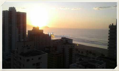 Apartamento, código 648 em Praia Grande, bairro Boqueirão
