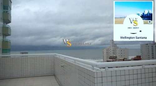 Apartamento, código 658 em Praia Grande, bairro Caiçara