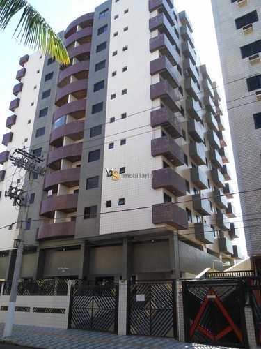 Apartamento, código 662 em Praia Grande, bairro Tupi