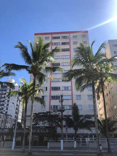 Apartamento, código 666 em Praia Grande, bairro Caiçara