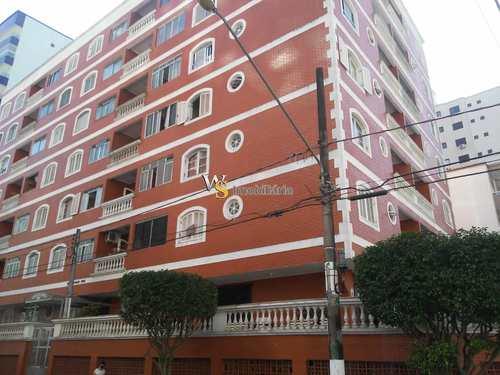 Apartamento, código 668 em Praia Grande, bairro Tupi
