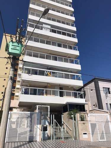 Apartamento, código 689 em Praia Grande, bairro Tupi