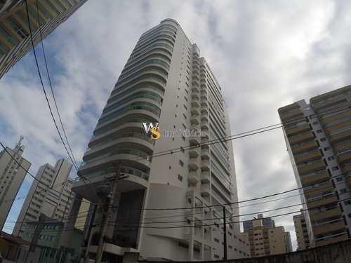 Apartamento, código 767 em Praia Grande, bairro Tupi