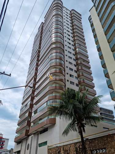 Apartamento, código 833 em Praia Grande, bairro Tupi