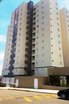 Apartamento, código 572 em Monte Mor, bairro Jardim Vista Alegre