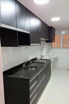 Apartamento, código 571 em Monte Mor, bairro Vista Alegre