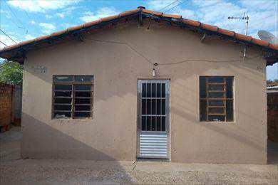 Casa em Monte Mor, no bairro Popular Velha