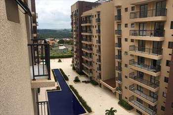 Apartamento, código 554 em Monte Mor, bairro Parque Residencial Figueira