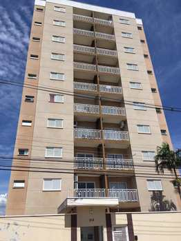 Apartamento, código 581 em Monte Mor, bairro Centro