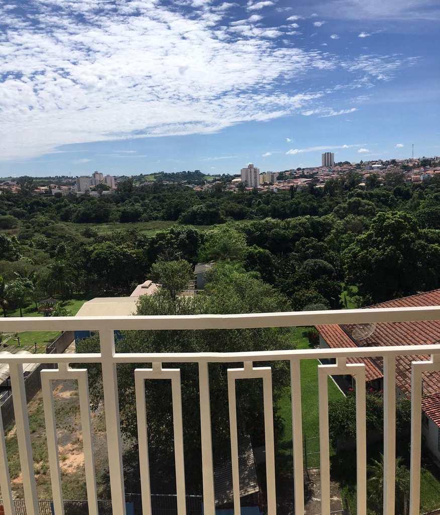 Apartamento em Monte Mor, no bairro Centro