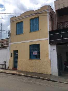 Casa, código 589 em Monte Mor, bairro Centro