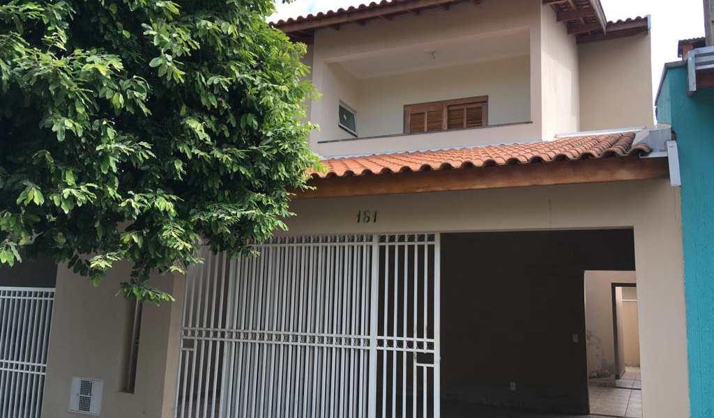 Casa em Monte Mor, bairro Jardim do Engenho